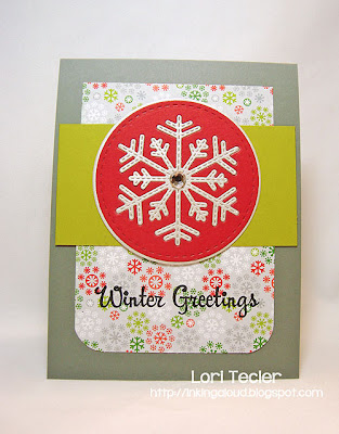 Winter Greetings-designed by Lori Tecler-Inking Aloud-stamps and dies from Lil' Inker Designs