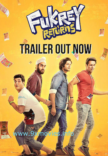 Fukrey Returns 2017 Official Trailer 720p HD Download