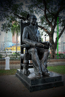 Aldolpho Lopez Mateos, Plaza Mexico, Manila, Philippines