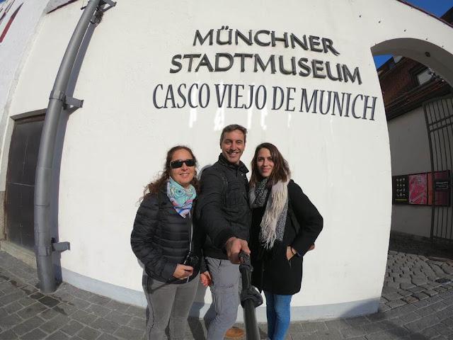 casco viejo de Munich