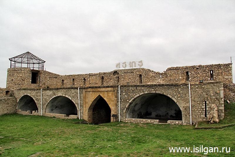 Gorod-krepost-SHushi-Respublika-Arcah