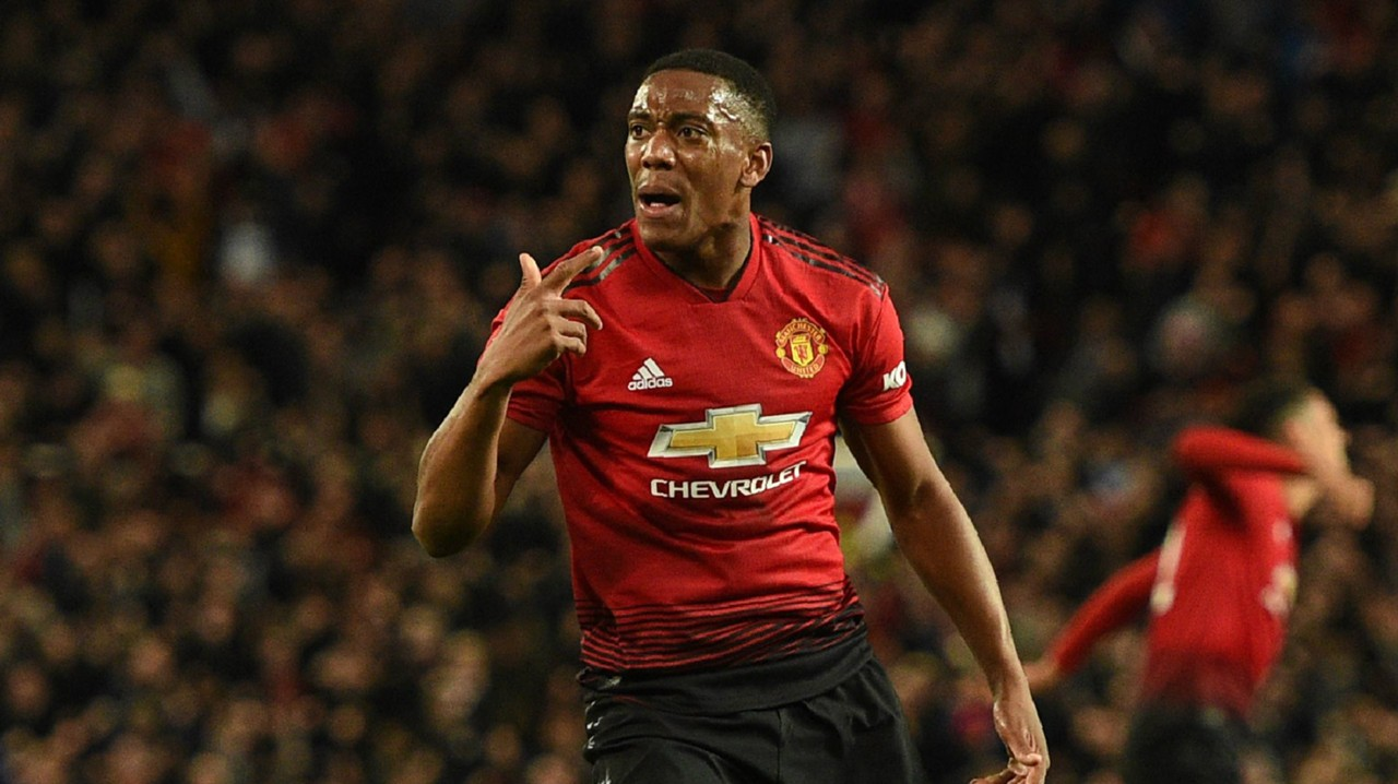 Why Anthony Martial stayed at Manchester United after he wanted to leave