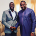MPNAIJA GIST:Photos Akon meets new Gambian President, Adama Barrow