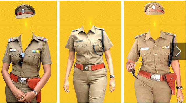 Police Women Suits v1.0APK