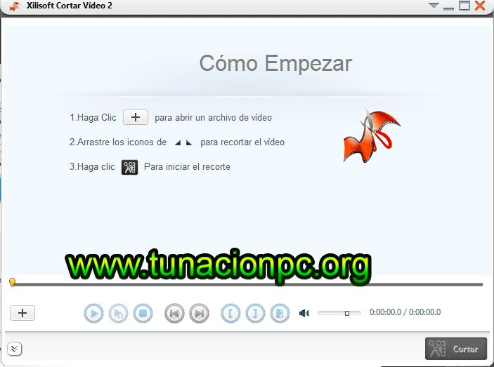 Xilisoft Video Cutter Full Español Imagen