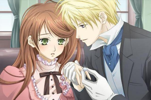 Hakushaku to Yousei (Earl and Fairy) - Best Fantasy Romance Anime list
