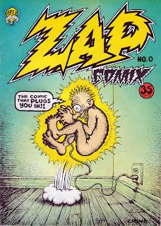 Burn Comics: Resenha ZAP Comix 17