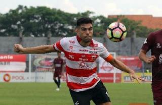 Fabiano Beltrame Dipersilakan Gabung Persib Bandung