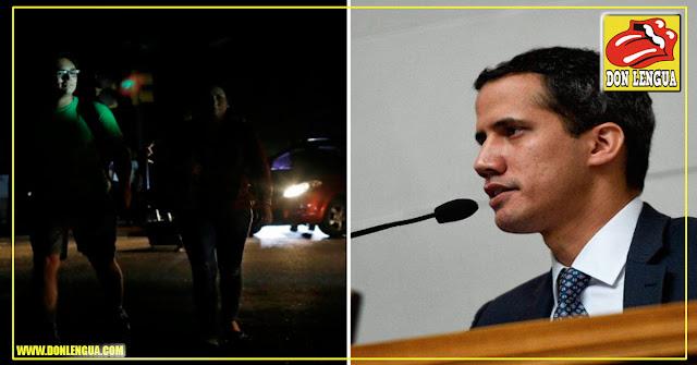 Presidente Guaidó asegura que la situación eléctrica se va a agravar en las próximas horas