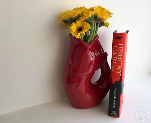Book Review of Unbury Carol by Josh Malerman