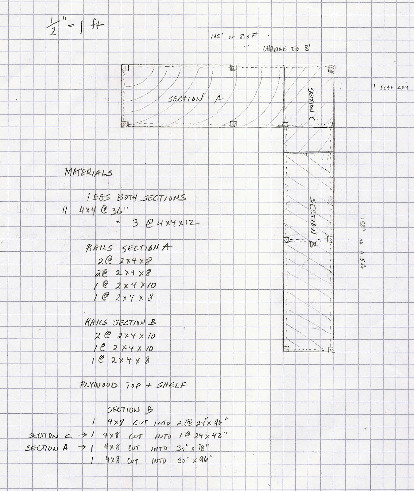 Pegboard Sketch Templates