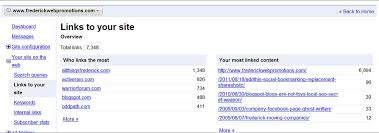 Submit Url to Webmaster Tools