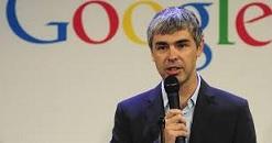 Nasehat Bisnis Dari Ceo Google Larry Page
