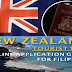 GOOD NEWS: Philippine Passport Holder Can Now Go to New Zealand Without Paying for The Visa Application Fee