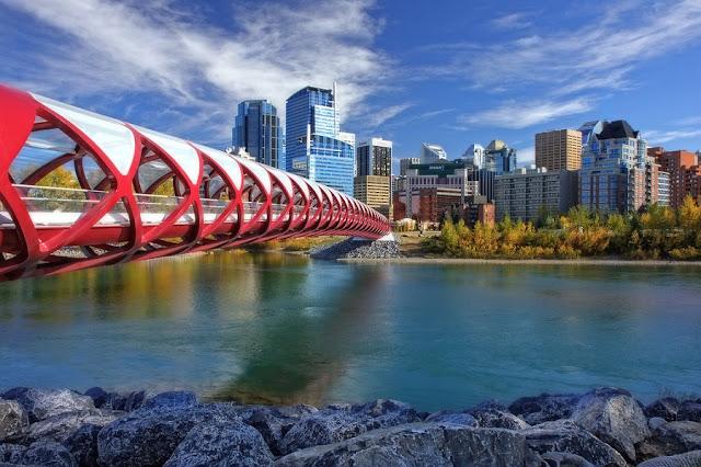 Como andar em Calgary