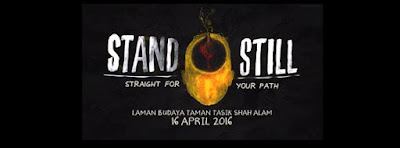 Stand Still Straight For Your Path