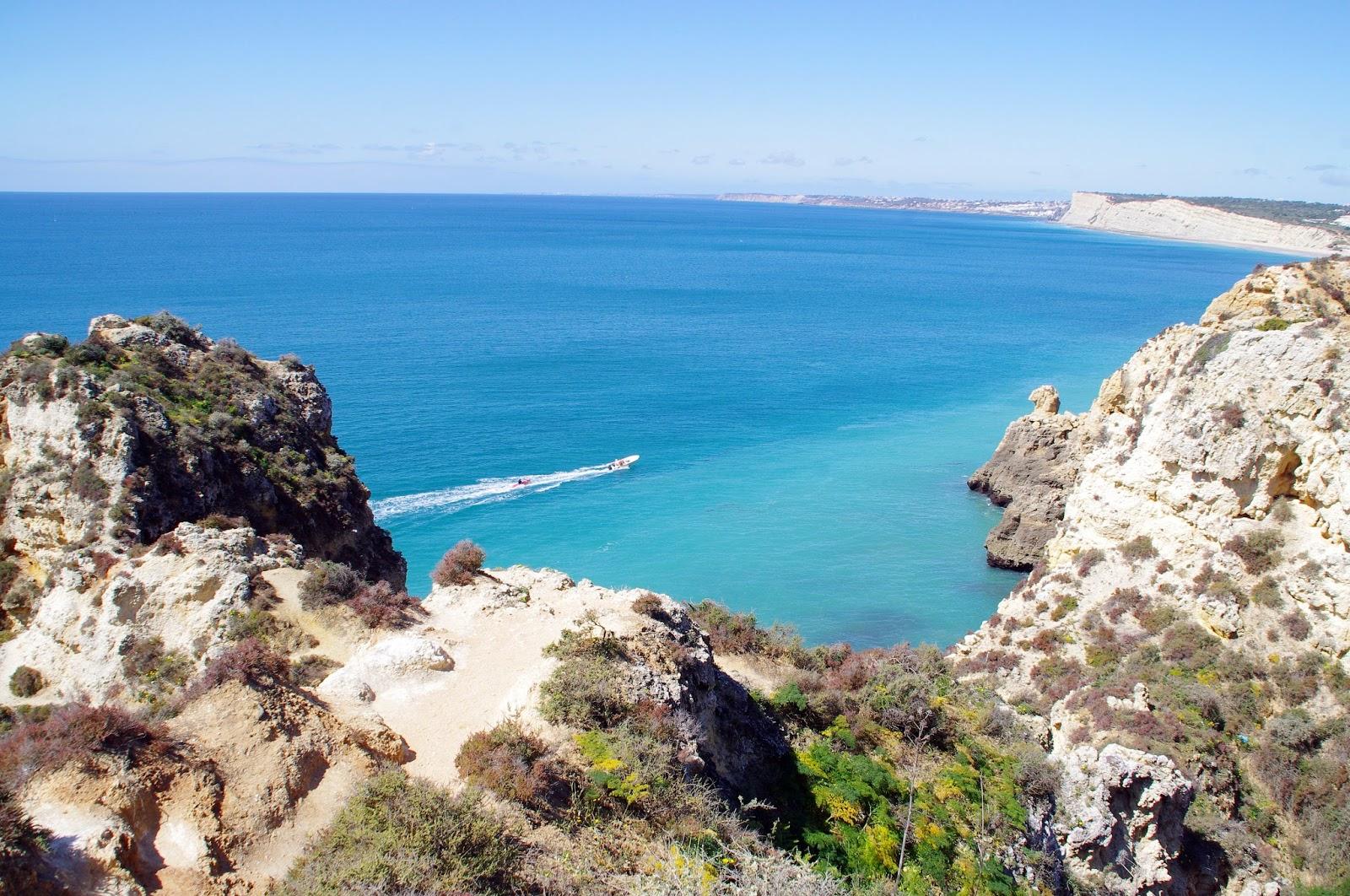 Beach in Lagos Algarve