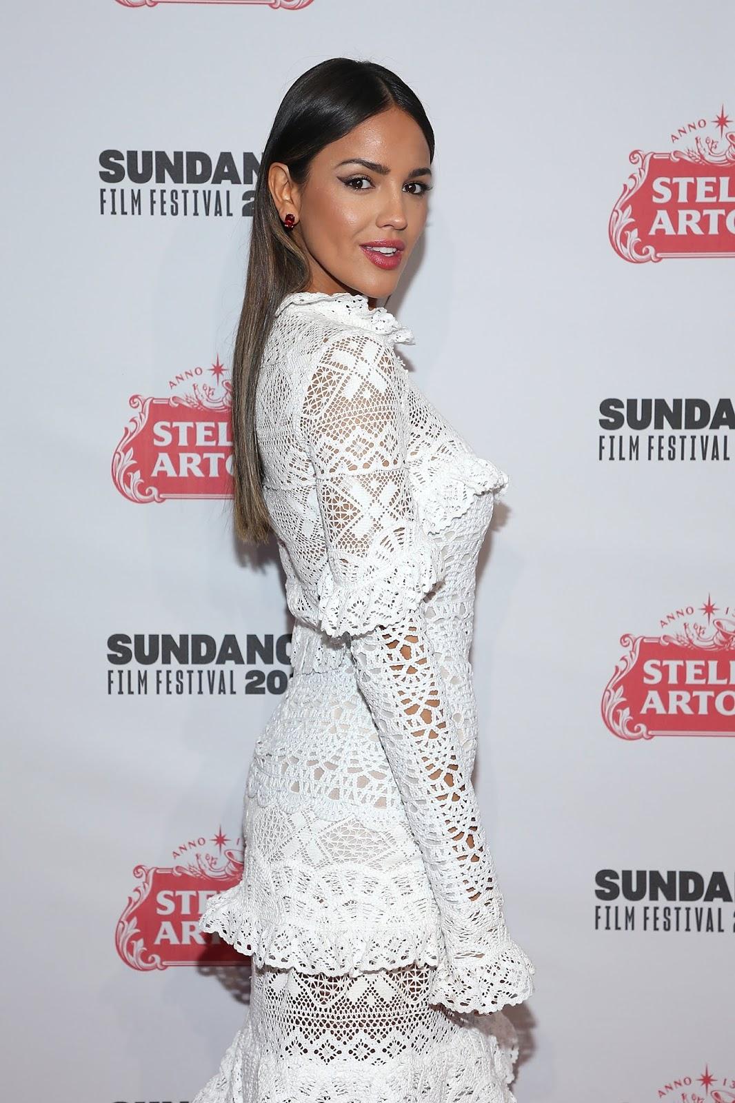 Eiza Gonzalez - 'Paradise Hills' Celebrates At Stella's Film Lounge During The 2019 Sundance Film Festival in Park City, Utah February 1th, 2019