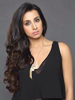 Sanjana Stunning in Black-cover-photo