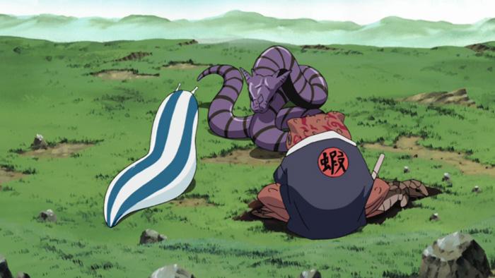 Jutsu Kuchiyose Terkuat di Naruto