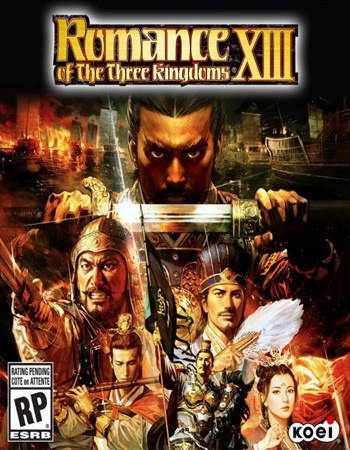 Romance of the Three Kingdoms 13 PC Full