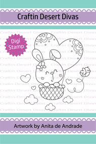 http://craftindesertdivas.com/bunny-heart-balloon-digital-stamp/