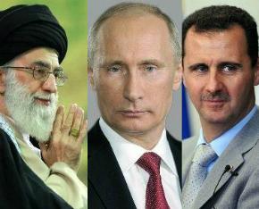 EIXO DO MAL - Rússia e Irã alertam os EUA sobre represálias caso voltem a atacar a Síria