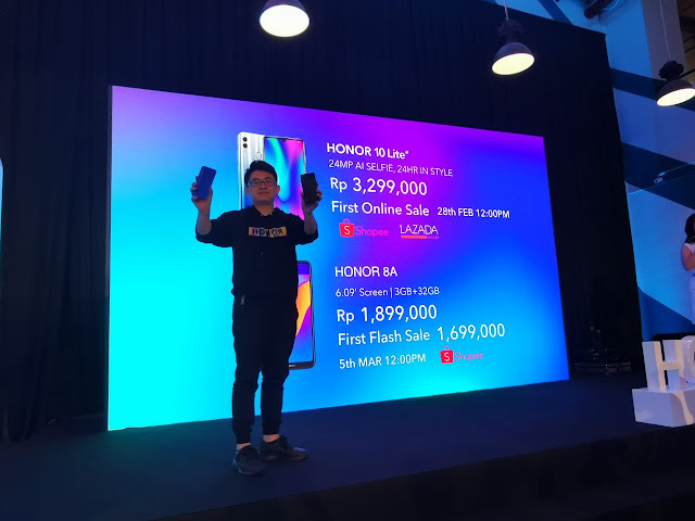 launching hinor 10 lite