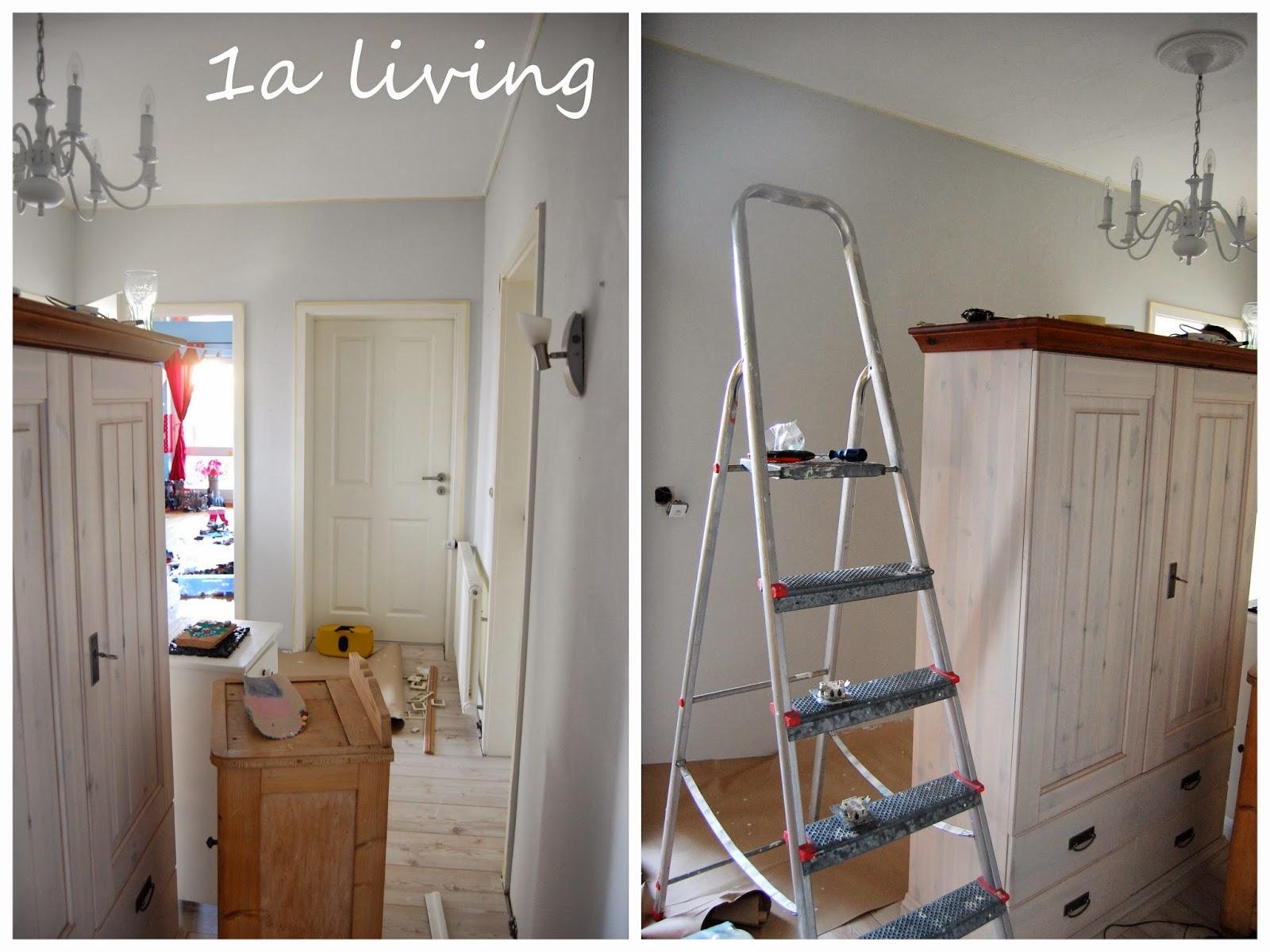 1a Living: Grau, Grau, Grau Sind Alle Meine Wände