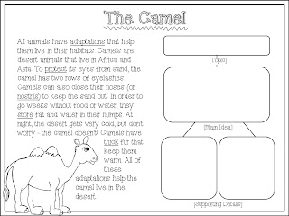 Printables. Main Idea And Supporting Details Worksheets 4th Grade ...