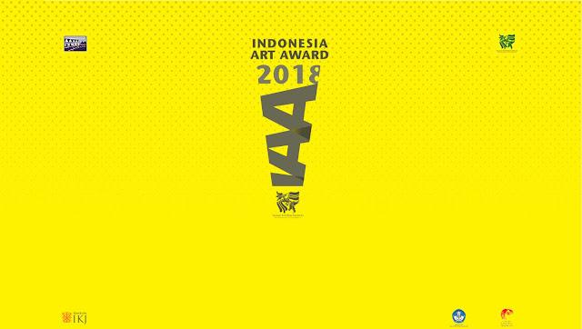 "Kompetisi "" Indonesia Art Award (IAA) 2018 – Bahasa Budaya Gambar"""