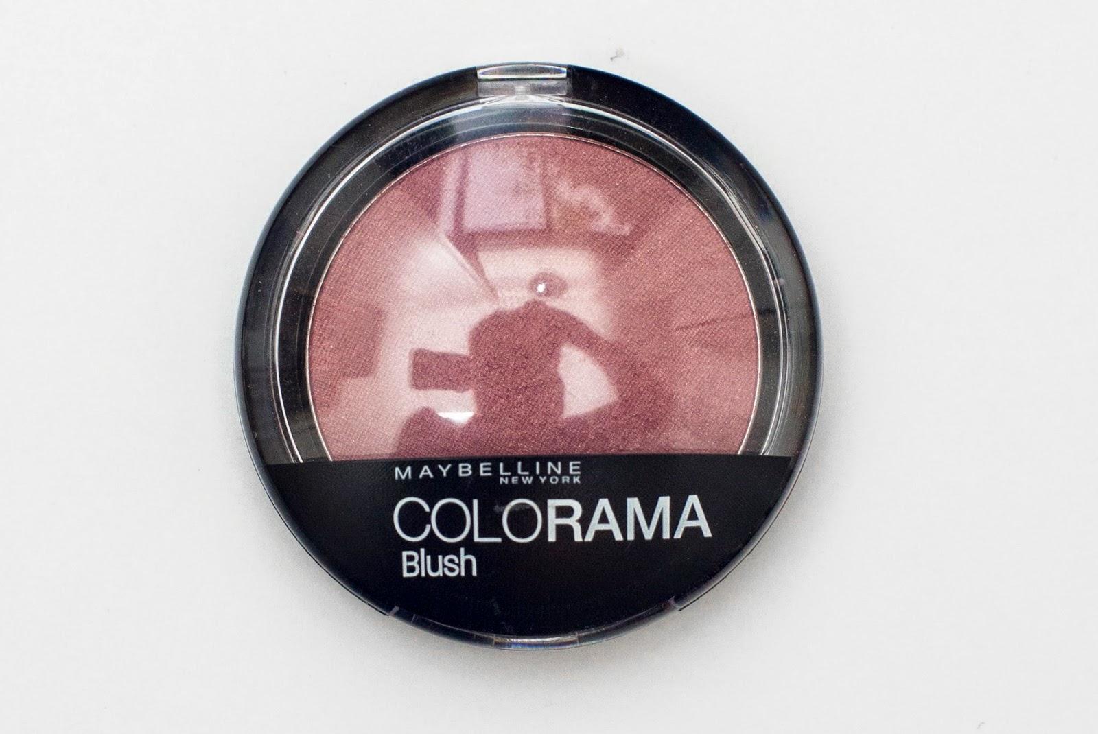 colorama, blush, tvářenka, 501