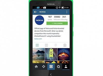 Hore! Instagram Kini Hadir di Nokia X