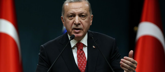 """Ερντογάν: «Η Κωνσταντινούπολη θα λέγεται """"Ισλαμπόλ"""", πόλη του Ισλάμ»!"""