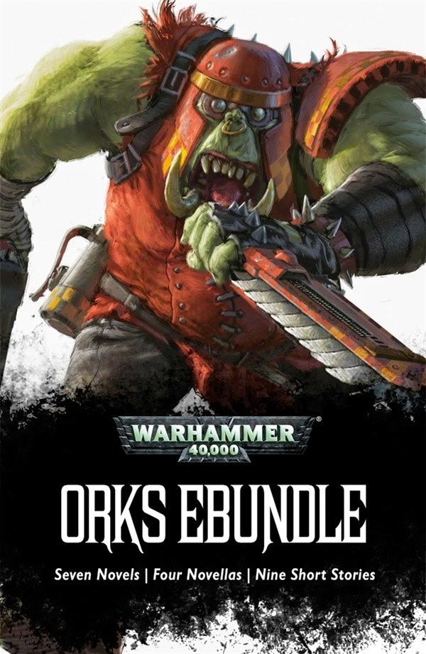 Jonathan Green, Author: Warhammer Wednesday: Orks Ebundle