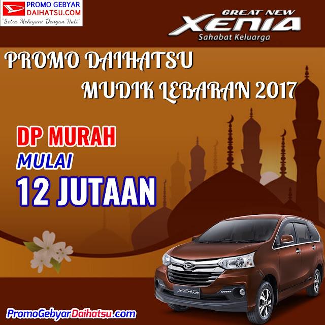 Promo Daihatsu Xenia Juni 2017