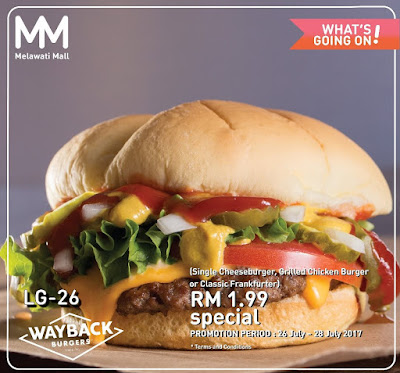 Wayback Single Cheeseburger Grilled Chicken Burger Classic Frankfurter