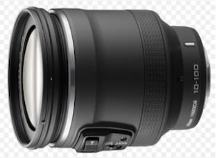 Nikon 1 Nikkor VR 10-100mm f / 4.5-5.6 PD Zoom Firmware herunterladen