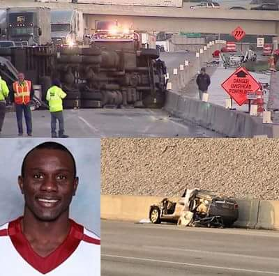 Photos: Former Nigerian basketball player killed in auto crash in Indiana, U.S.