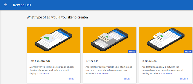 Cara Membuat Iklan Tautan Responsive Google Adsense Cara Membuat Iklan Tautan Responsive Google Adsense