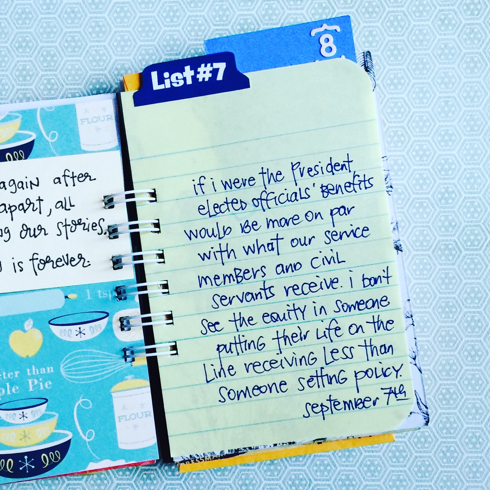#president # lists #list #30lists #challenge #mini album #smashbook