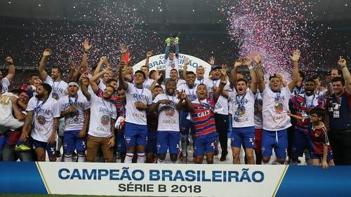 Fortaleza é campeão da Série B