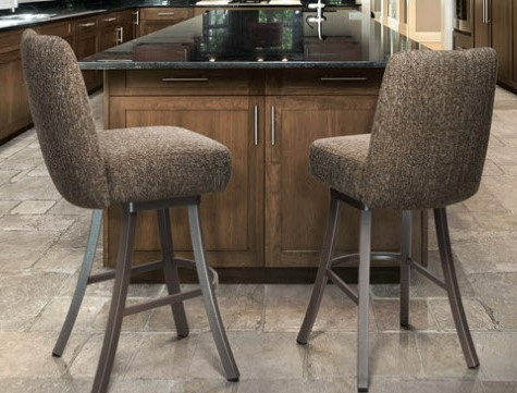 Warm Bar Stools