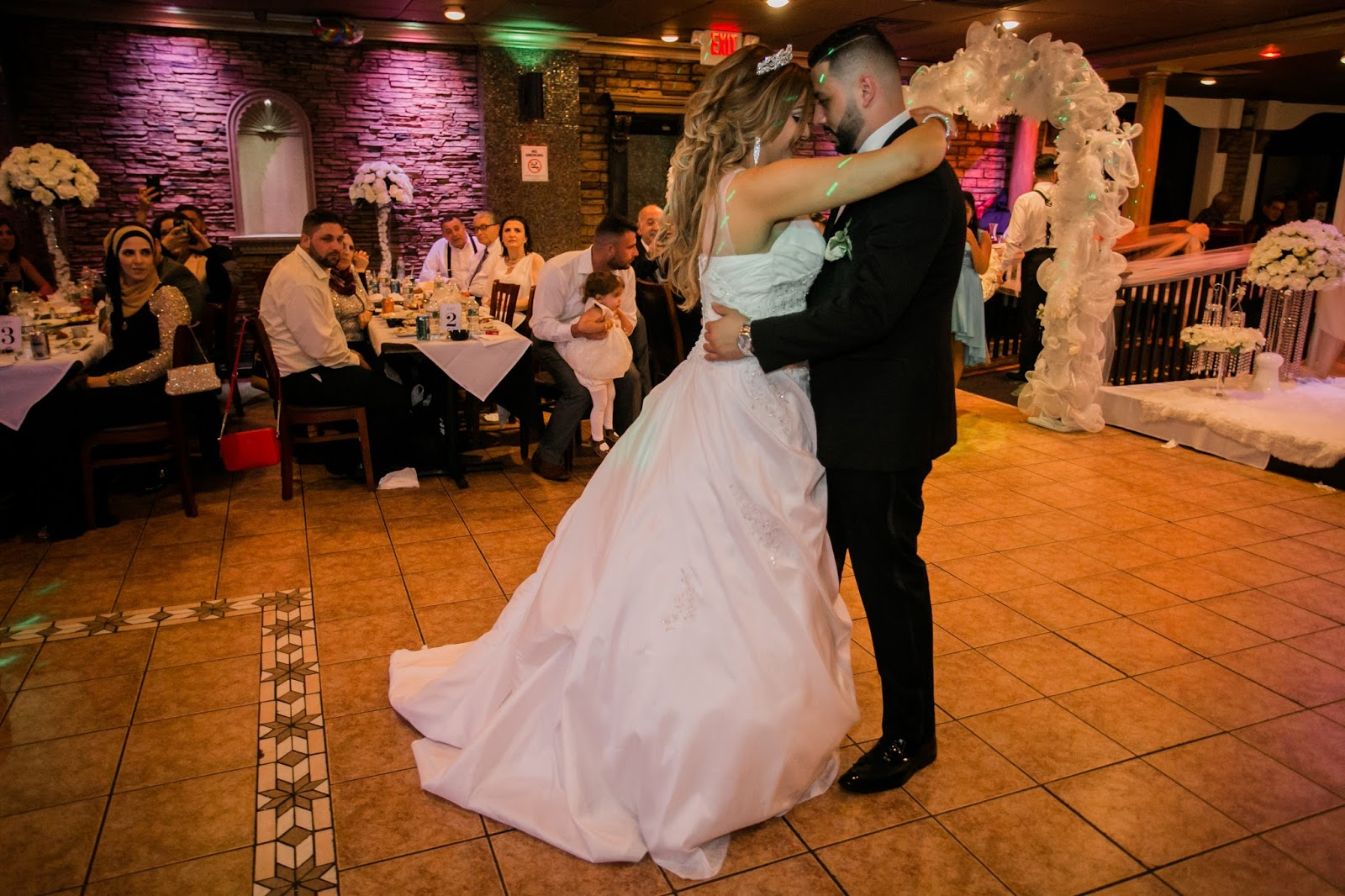Couple Dancing together