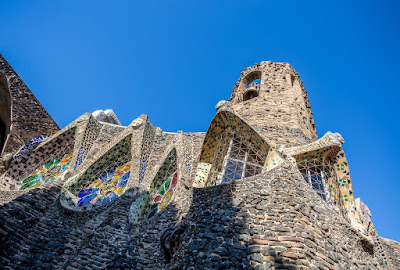 Colonia Guell Barcelona_by_Laurence Norah-2