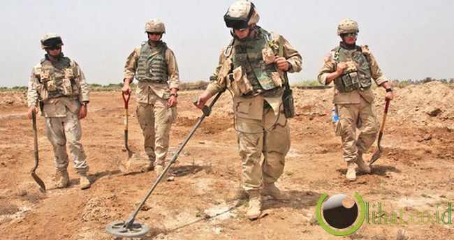 Ranjau Irak