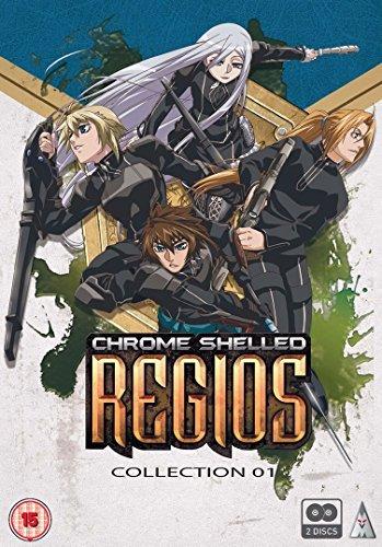 Shūsuke Amagi, Miyū, light novel, anime, chrome shelled regios, reviews, layfon wolfstein alseif
