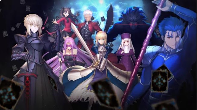 Fate/Stay Night: Heavens Feel - Daftar Rekomendasi Anime Buatan Studio Ufotable Terbaik