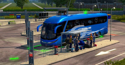Bus Stations Updated for 1.31, 1.30