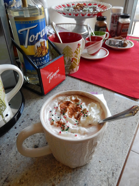 Eggface%2BCocoa%2BBar%2BSF%2BAlmond%2BCinnamon Weight Loss Recipes DIY Hot Cocoa Bar